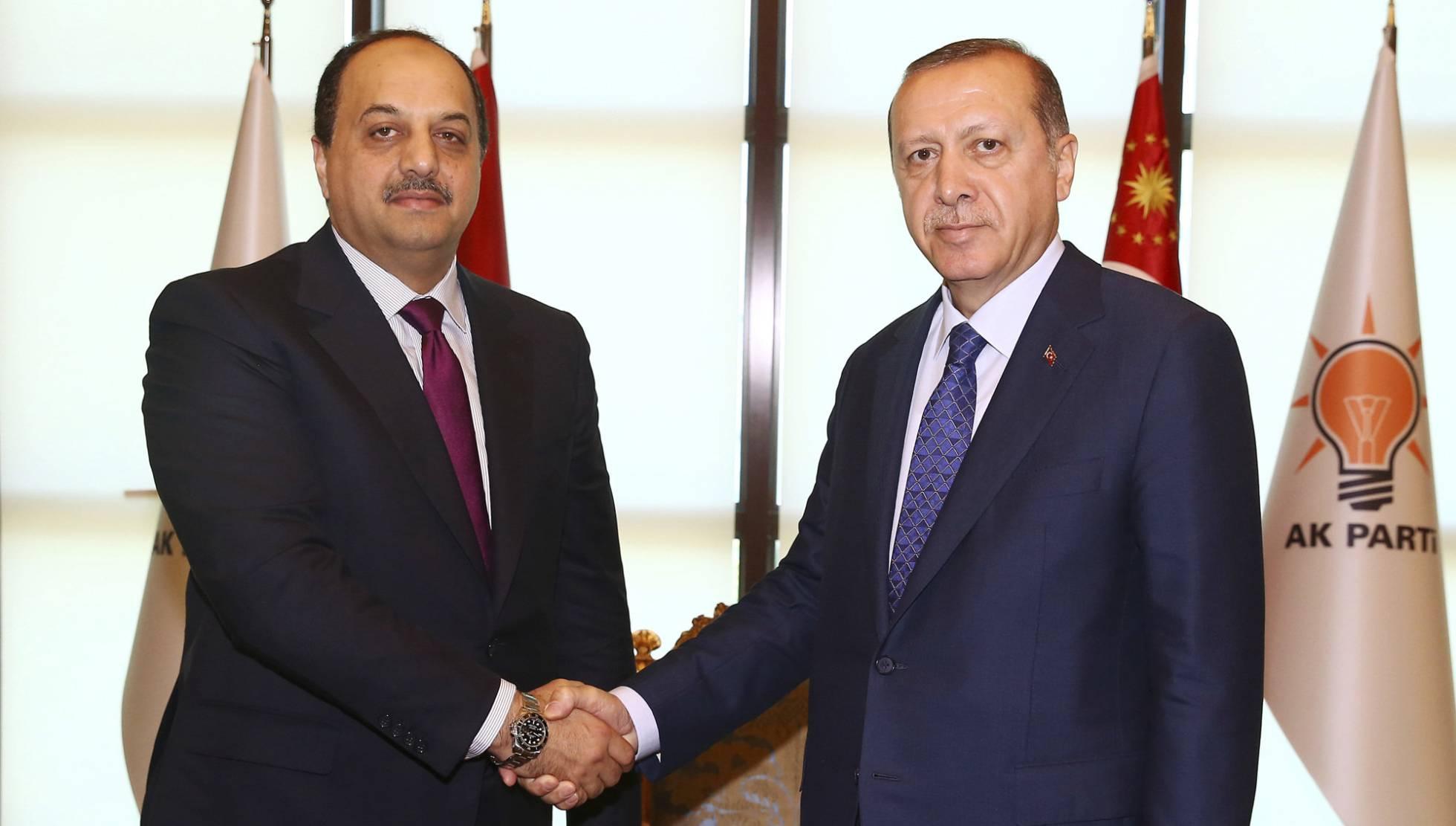 Arabia Saudita, Egipto, Bahréin y Emiratos Árabes Unidos cortaron relaciones diplomáticas con Qatar 1499010333_123252_1499016695_noticia_normal_recorte1