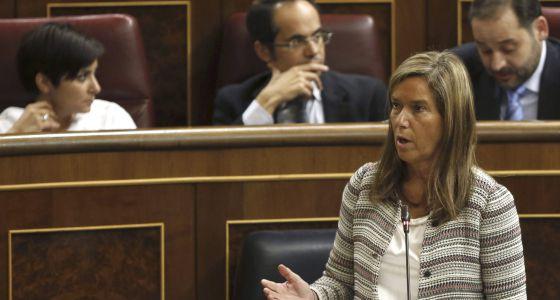 Dimite Ana Mato tras su implicación en el caso Gürtel por el juez Ruz 1417012981_141230_1417015232_noticia_normal
