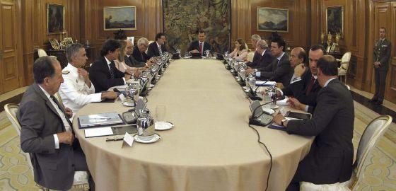España, Consejo Nacional de Defensa: Estrategia de Seguridad 1421352731_660523_1421354124_noticia_normal