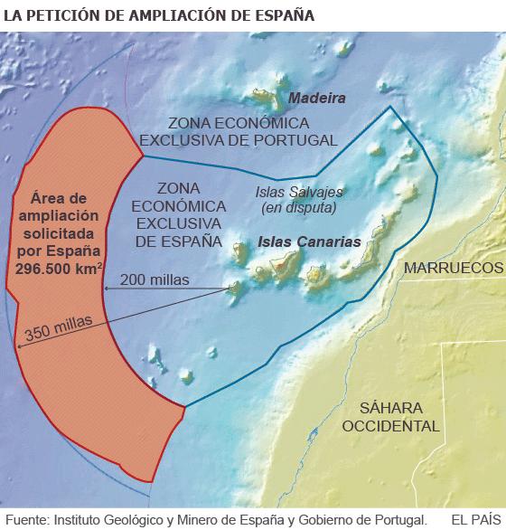 Sahara Ocidental: oro, diamantes, uranio... $ Canadá, Marruecos, España 1431023217_650833_1431025291_sumario_normal