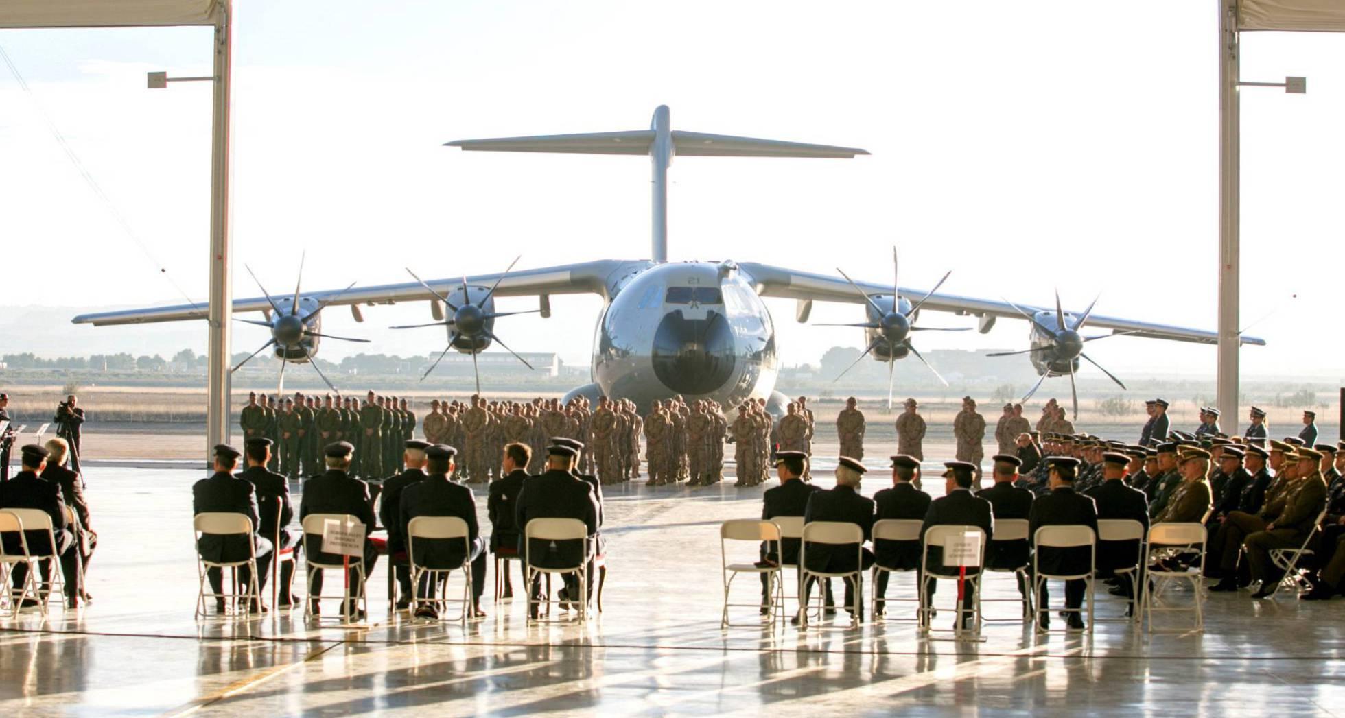 España. Gastos militares: armamento... 1490897606_684502_1490900746_noticia_normal_recorte1
