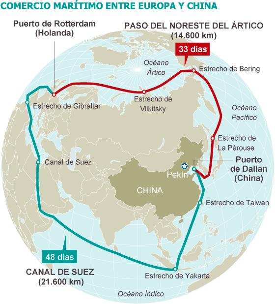 ártico - Ártico: La batalla por los recursos (petróleo, paso del noreste...). Noruega, Rusia, EEUU, Canadá, Dinamarca. 1376323504_756460_1376338377_sumario_normal
