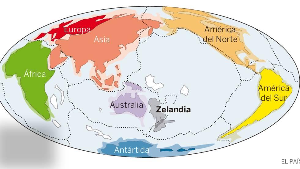 Hallado Zelandia, un enorme continente sumergido en el Pacífico 1487350981_663822_1487598759_sumario_fotograma