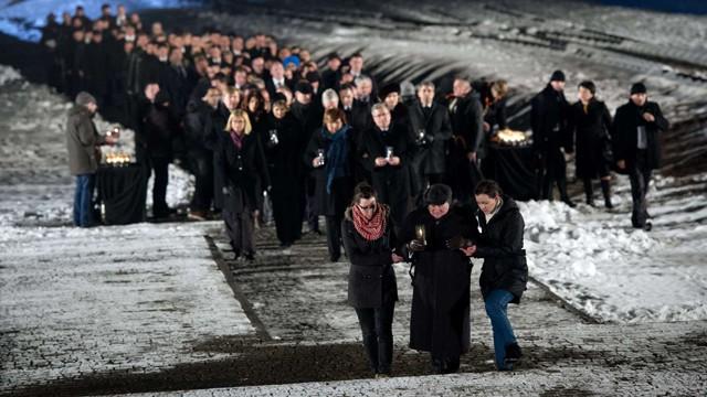 70 aniversario de la liberación de Auschwitz 1422387669_120054_1422390461_noticia_fotograma