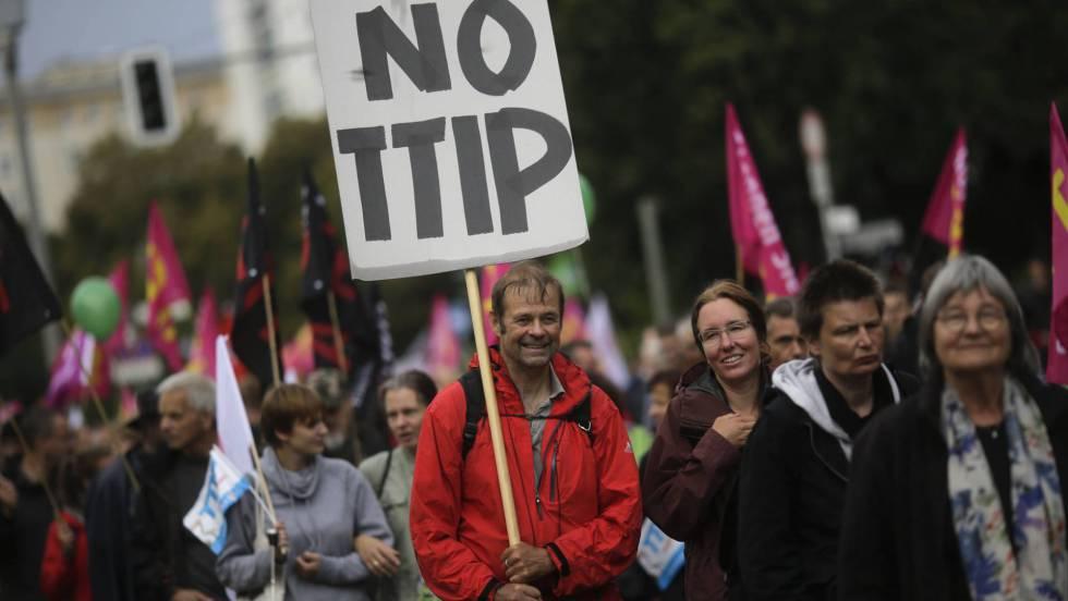 TTIP-Asociación Transatlántica para el Comercio y la Inversión. Acuerdo de libre comercio EUA-UE 1474131060_203230_1474138090_noticia_fotograma