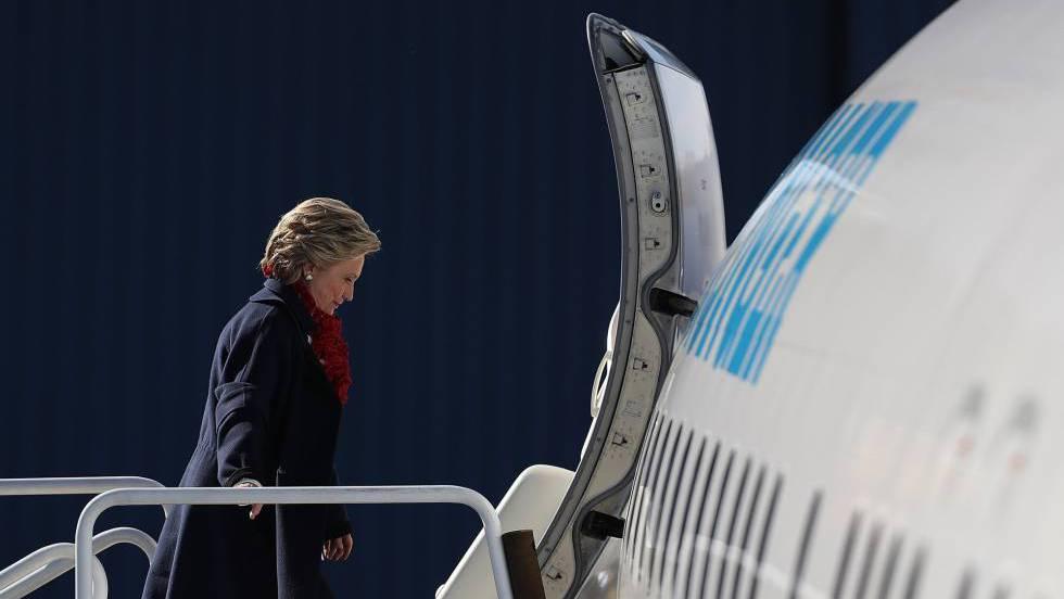 Estados Unidos / Elecciones  Presidenciales . 1478365456_715037_1478372799_noticia_fotograma