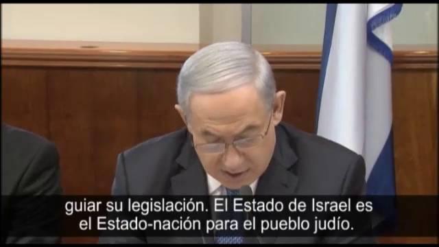 """Israel - Israel impulsa una ley del """"Estado judío"""" que margina a las minorías 1416769074_785783_54114100_fotograma_4"""