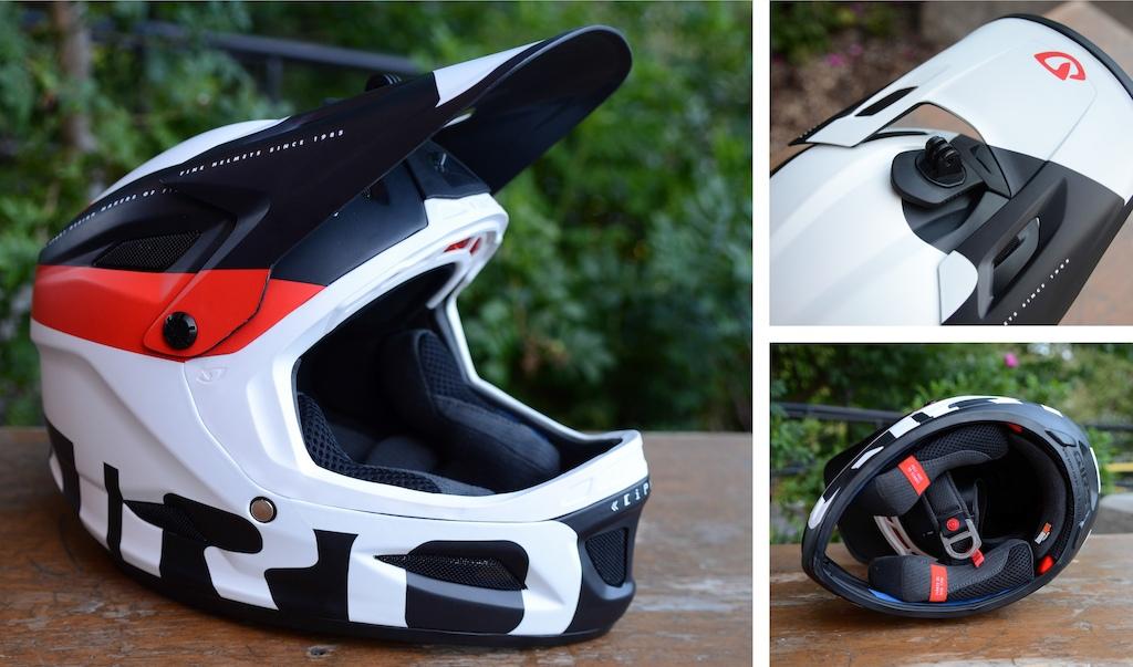 Giro Cipher Full Face Helmet - Review P5pb10003337