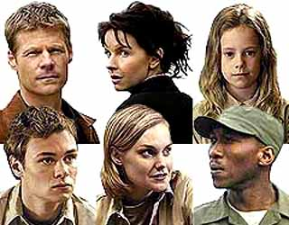 The 4400 Cast