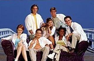 Les parcs Disney dans les séries TV et les films Cast