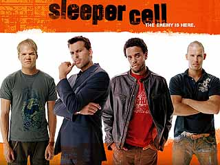 Sleeper Cell Cast