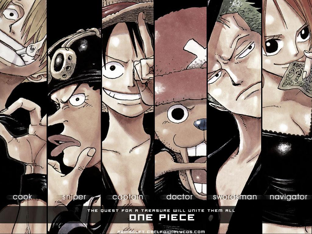 One Piece (anime) Ih