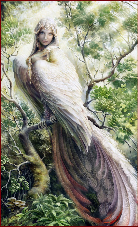 Sirins............... Gamayun-prophetic-bird