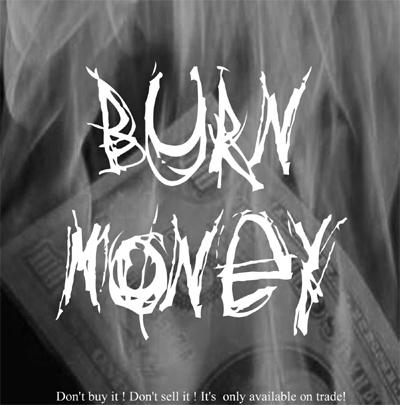 EPK sur Burn Money Compilation Burn