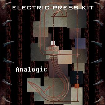 """Chroniques album """"Analogic"""" EPK---FRONT"""