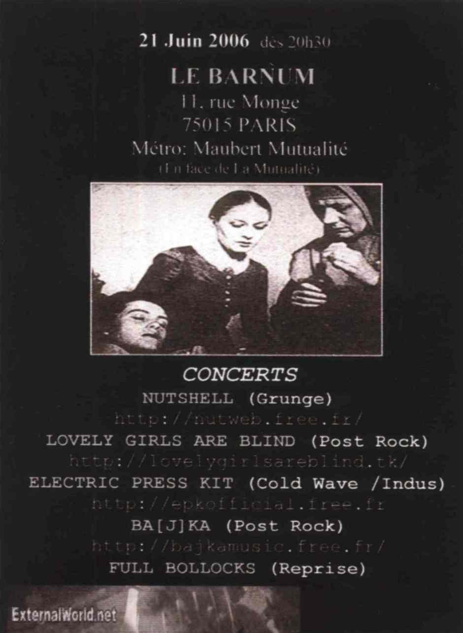 Concerts [Europe] Concerts210606
