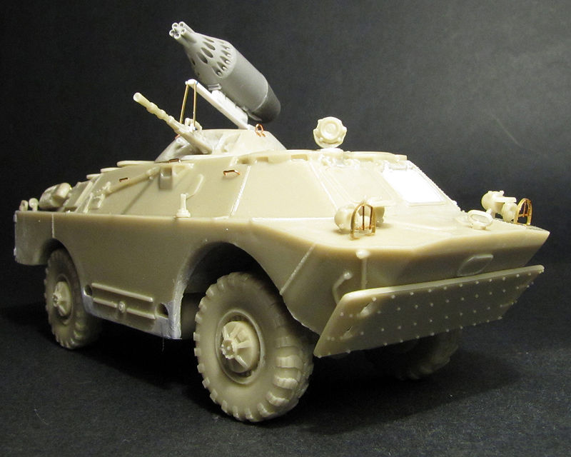 BRDM 2 - A-Stan - 1/48 01