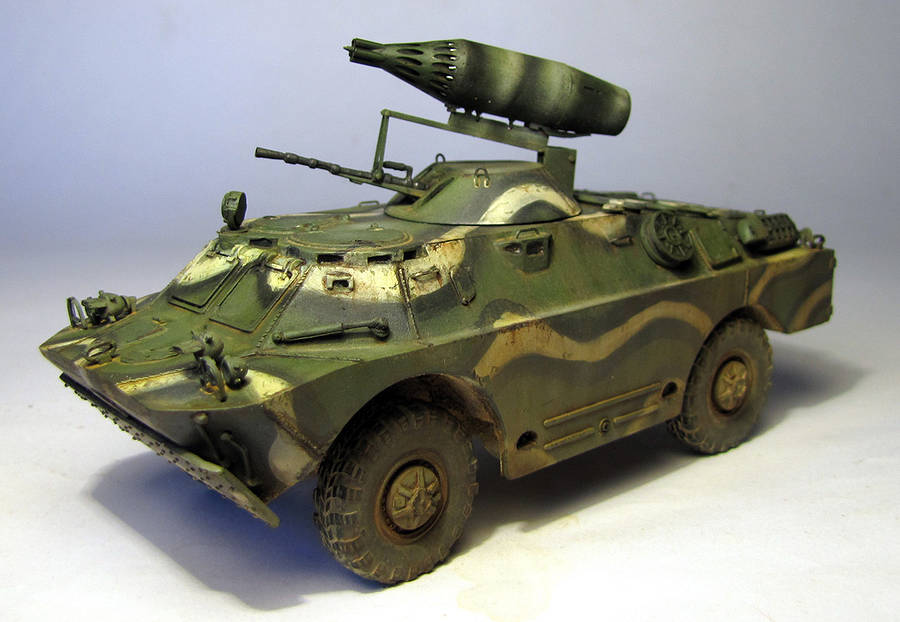 BRDM 2 - A-Stan - 1/48 IMG_1229