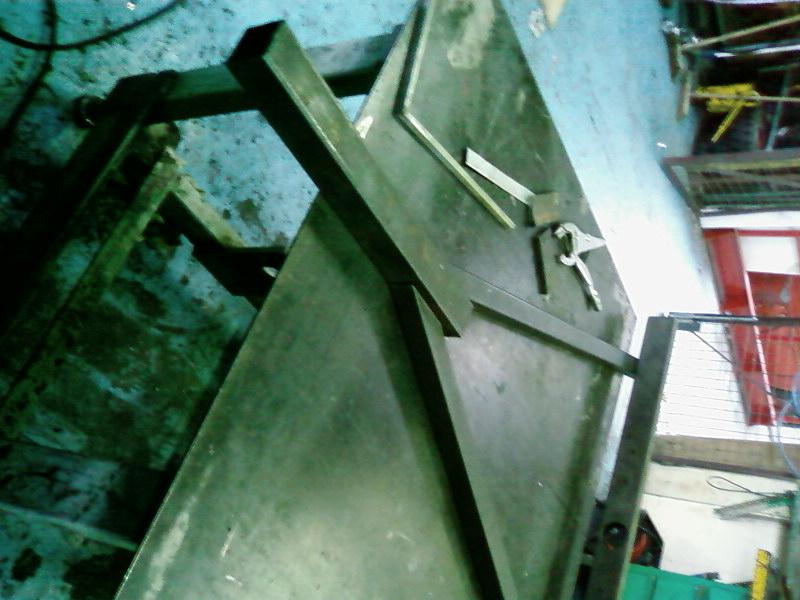 fabrication tow bar pour mini SP_A0006