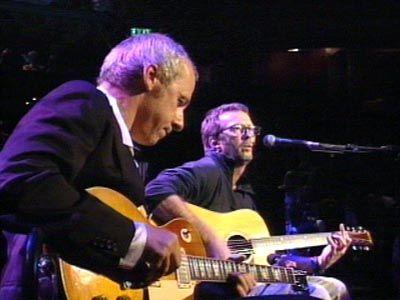 Sir Eric Clapton Knopflerclapton
