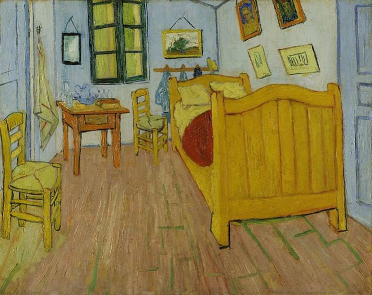 Dormitorio en Arles, Vincent van Gogh. Su explicación 53707f2f-da1f-4963-bb81-833a94e318fd
