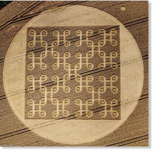 Círculos cosechas - crop circles  - Página 5 Crop_circle_inglaterra2
