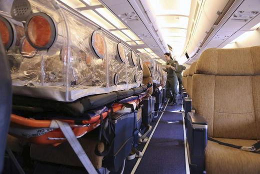 El ébola prosigue su avance por África fuera de control 1407340336827