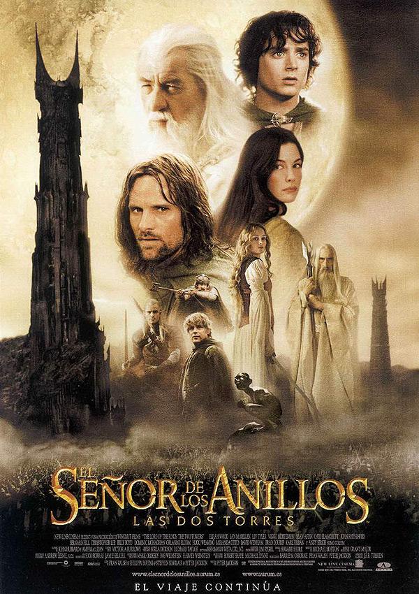 El señor de los anillos las 2 torres 20070008