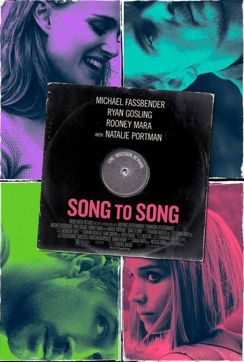 """FILM >> """"Song to Song"""" 2017 (Ryan Gosling, Natalie Portman, Michael Fassbender, Roonie Mara) 195078"""