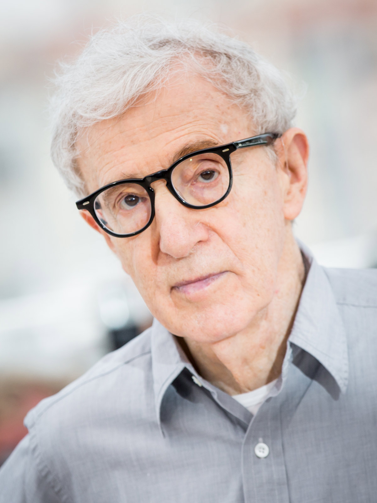¿Cuánto mide Woody Allen? - Real height 442352