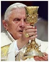 la chaise du pape Pape-coupe