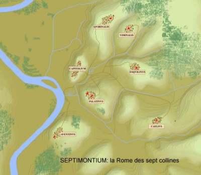 "Les ""religions"" de Babylone la Grande. Septimionium"