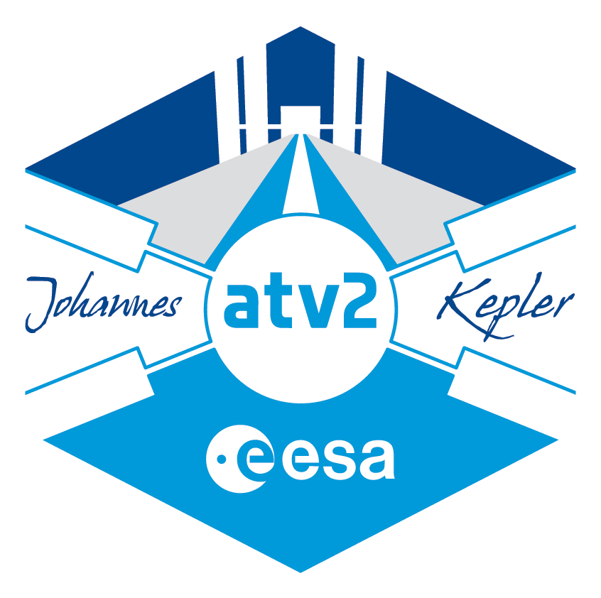"Lancement Ariane 5ES - V200 - ATV-2 ""Johannes Kepler"" ATV2_LOGO_Hi-res"