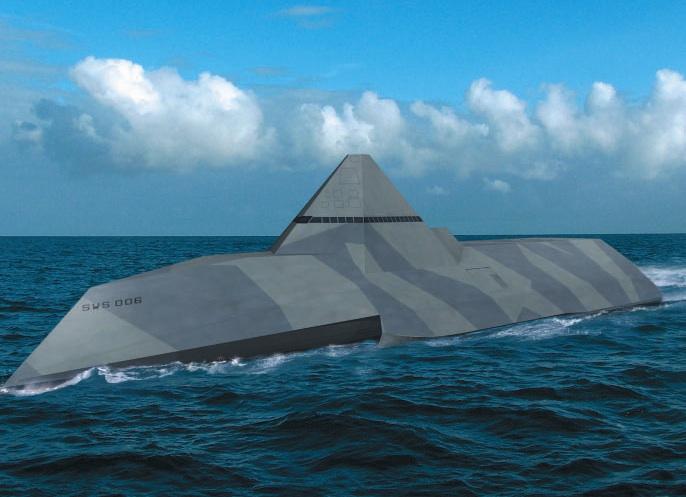 les navires de guerres(present&futur) Bato-furtif1