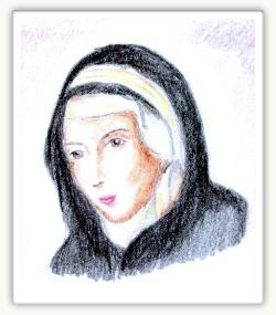 Sainte Catherine de Gênes Sainte_catherine_de_genes