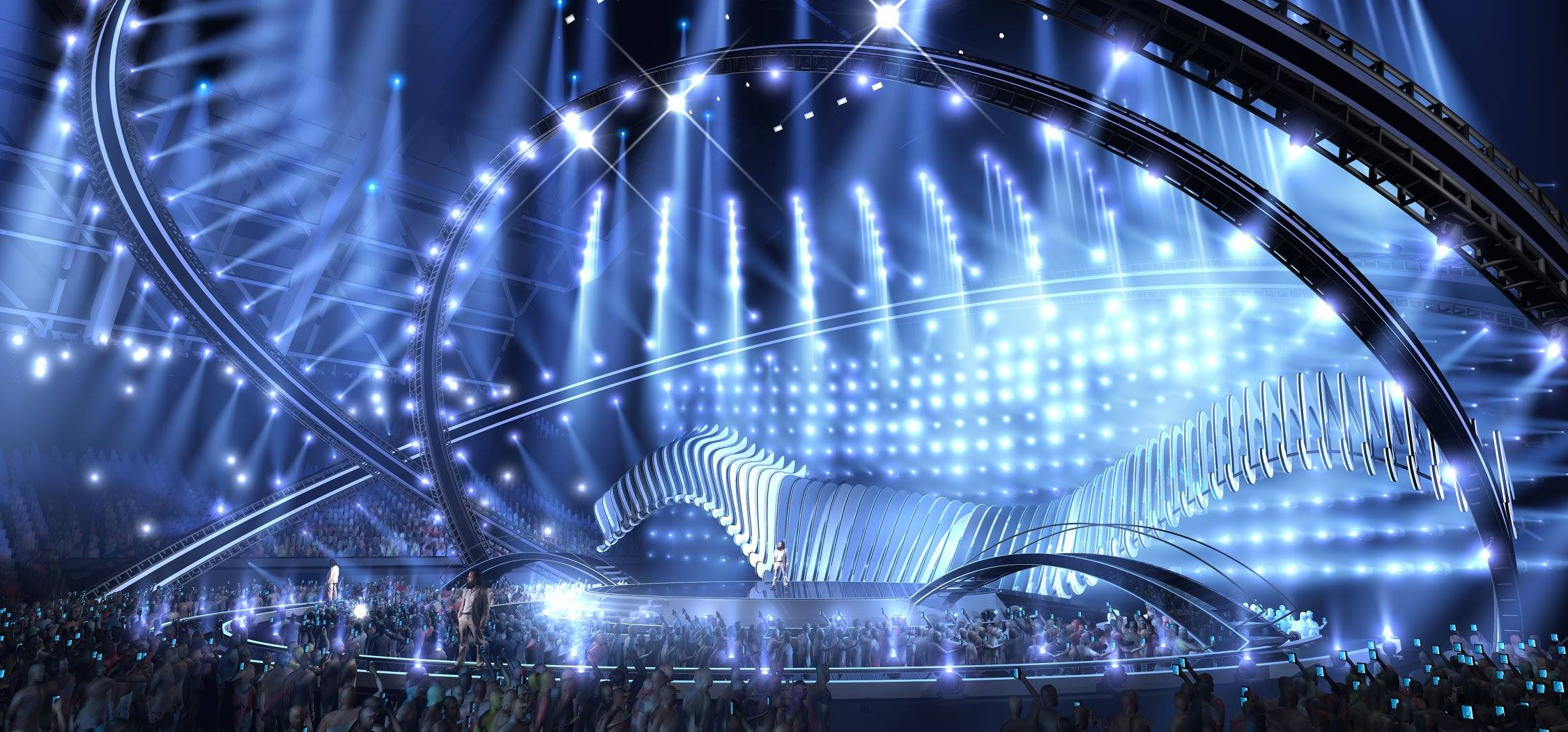 Eurovision Song Contest 2018 - ISRAEL WINS !!! - Page 2 25182286_10155992277873007_6115285151448588143_o