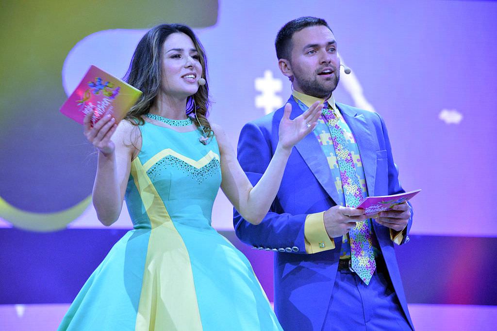 Eurovision Song Contest 2017 - PORTUGAL WINS !!! Zlata-n-timur