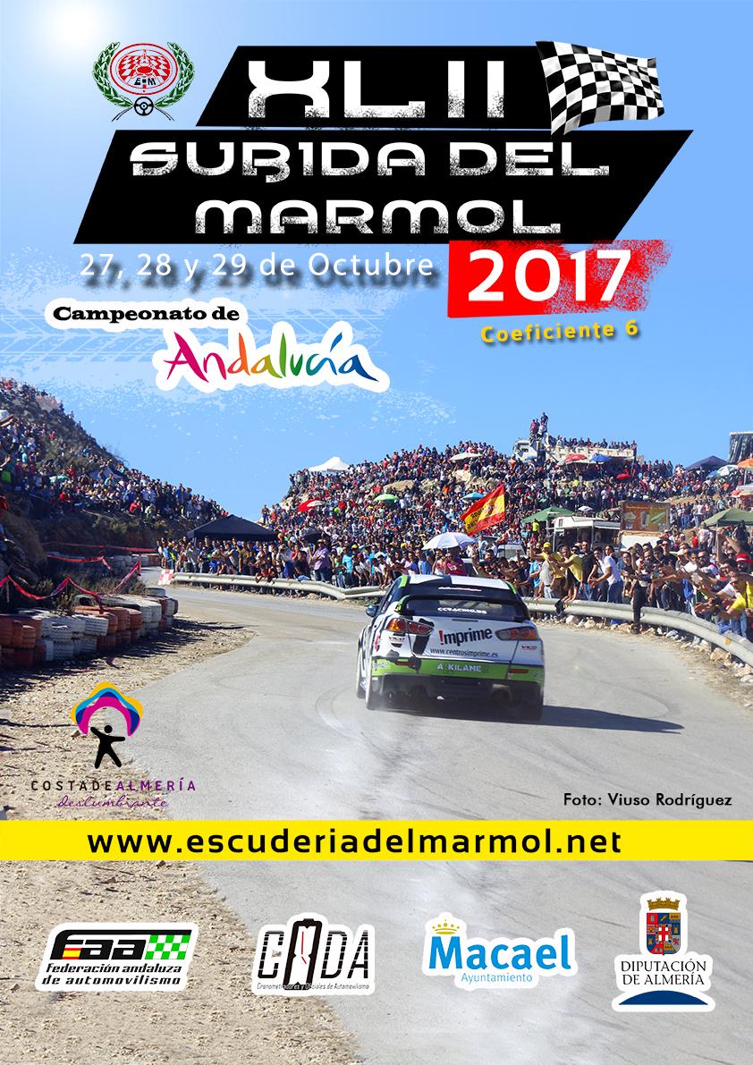 Campeonatos de Montaña Nacionales e Internacionales (FIA European Hillclimb, Berg Cup, MSA British Hillclimb, CIVM...) - Página 2 Cartel-2017
