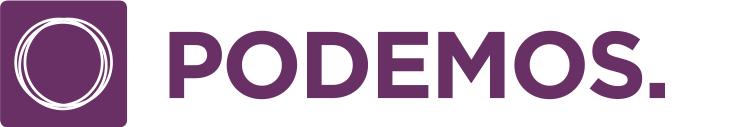 Podemos y partidos asociados (PCPE, Iniciativa, Compromis, Anova) Logo-podemos