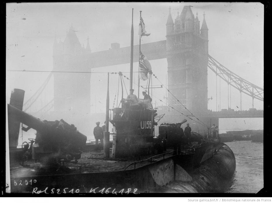 Los avances científicos en la Gran Guerra (fotos) Thumbs_b-sous-marin-boche-a-londres