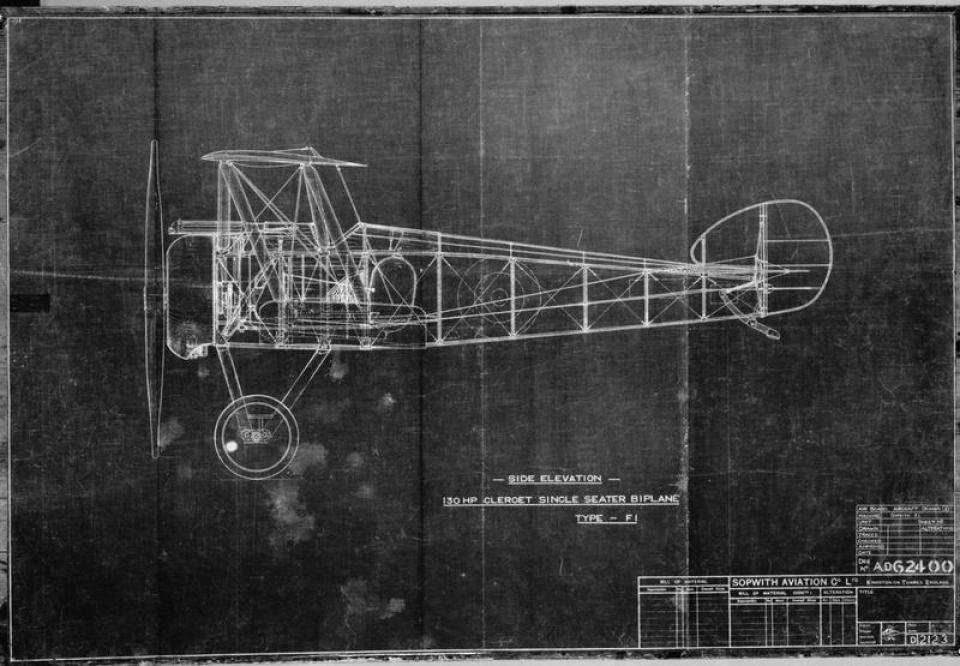 Los avances científicos en la Gran Guerra (fotos) Thumbs_blue-print-of-first-world-war-aircraft
