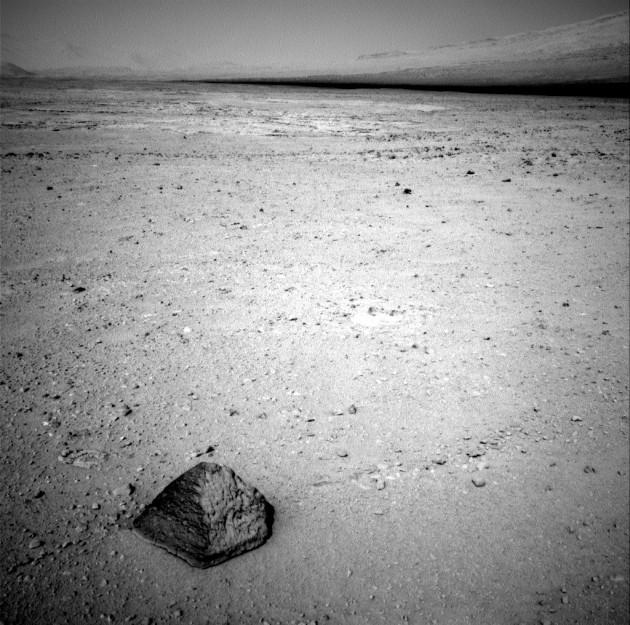 Estatua egipcia en Marte , Real o Fake ? Matijevic_01-630x625