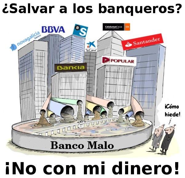 El hombre que 'salvará' Bankia se llevó casi 70 millones del BBVA en plena crisis Banco-malo