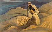 Textes et citations sur le Christ - QUI EST LE CHRIST ?  180px-Signsofchristroerich.jpg.pagespeed.ce.IXj5-rNfbS