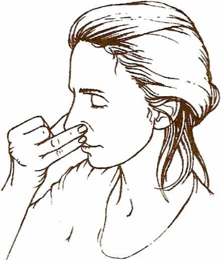 66. Nadi Shuddhi & Vishnu mudra (Нади-шуддхи и вишну-мудра, практикование очищения или попеременное дыхание) Nadi