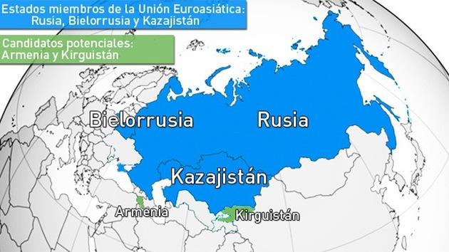 Unión - Unión Euroasiática - Moscú sella con Bielorrusia y Kazajstán la Unión Económica Euroasiática 118fbe59f6c894b9d8770ed0cf9716b1_article