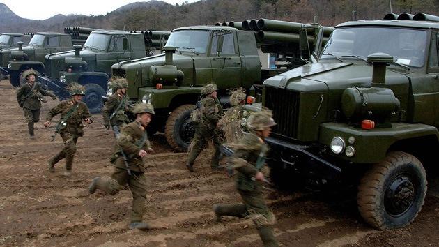 Corea del Norte declara el estado de guerra contra Corea del Sur 673b9735acd50e5be49d4c7d64121eb7_article