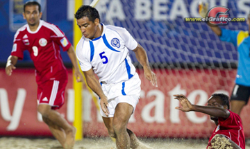 Mundial Ravena 2011: El Salvador 4 Oman 3. Cita-con-mundial