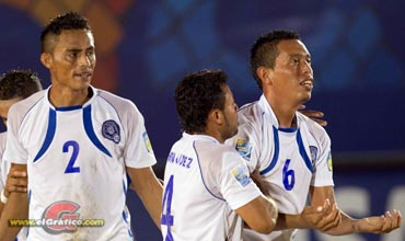 Mundial Ravena 2011: El Salvador 4 Oman 3. Graf04092011mexsport30