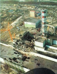 Chernóbil, radiactividad nuclear décadas después [infografía animada]. Chernobyl_Disaster-234x302